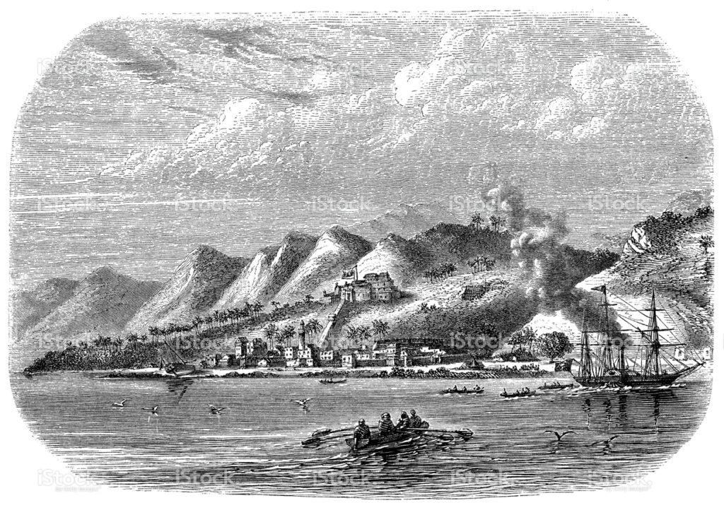 Bateau Anjouan histoire des comores