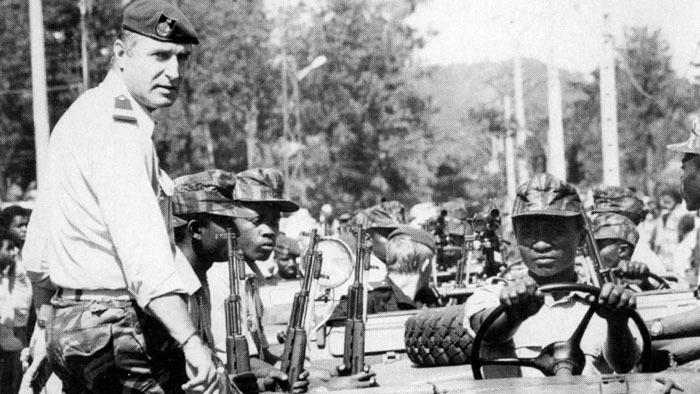 Bob Denard : sultan blanc des Comores histoire des comores