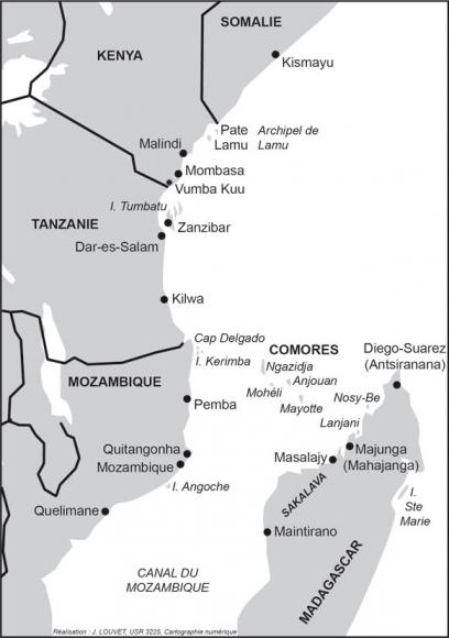 Histoire des Comores