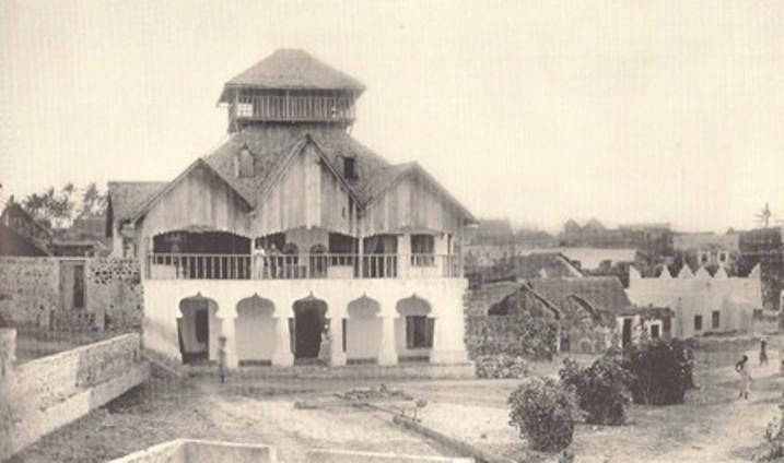 Douane 1892 histoire des comores