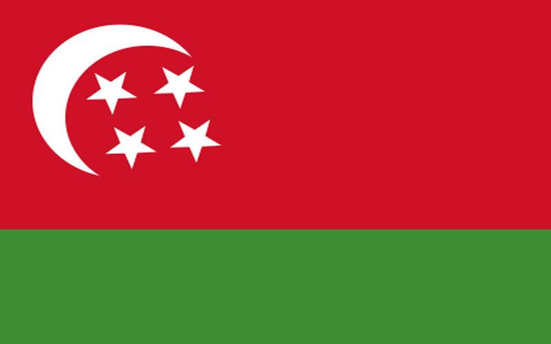 les Drapeaux Comores 1975-1978