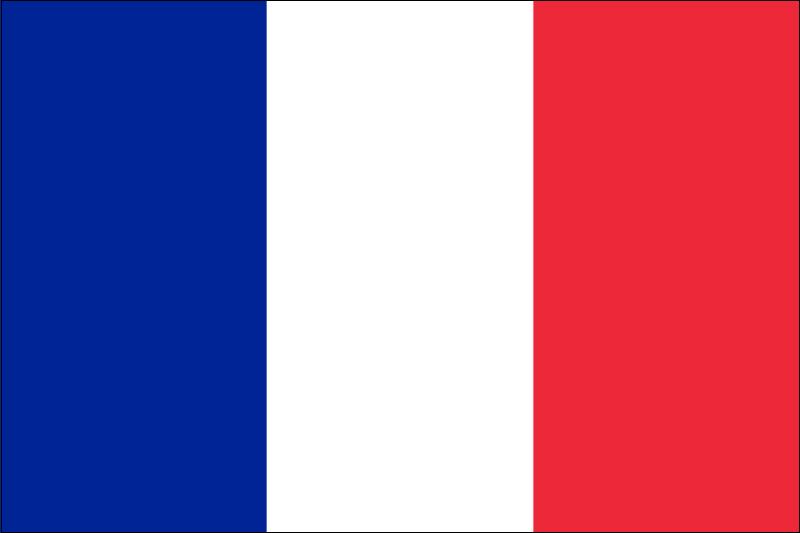 les Drapeaux France
