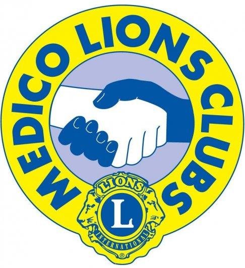 Logo Médico Lions club Partenaires