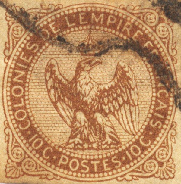 Timbre Comores 1870