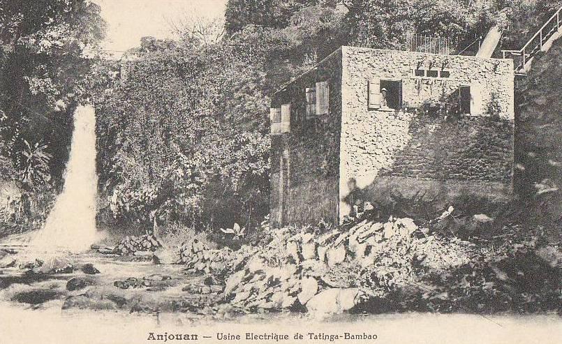 Société Comores histoire des comores