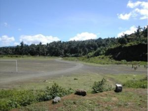 Année 2003-Construction Stade