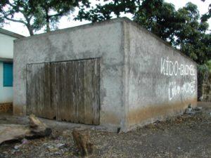 Année 2004-Local Handicapé
