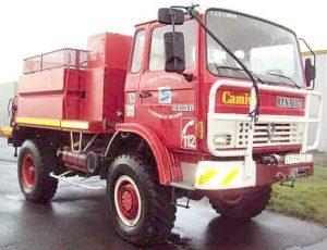Année 2010-Camion Pompier