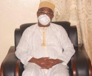 Année 2020-Gourverneur Anjouan Masque