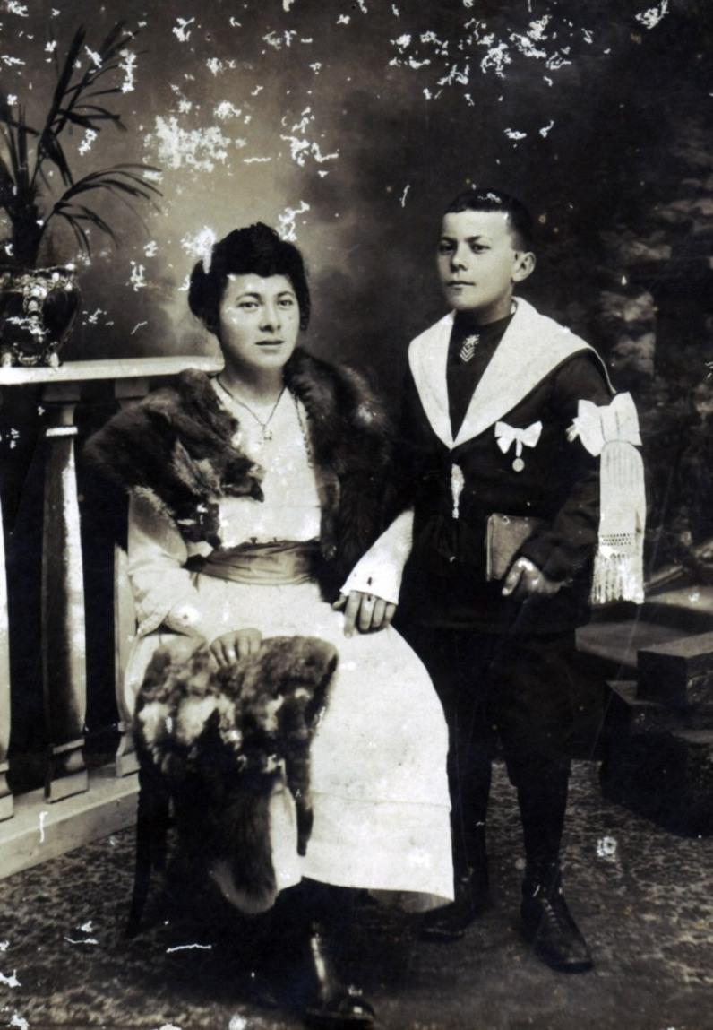 21-Sultanat de Mohéli Louis et Henriette